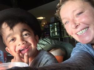 Bing en Anja