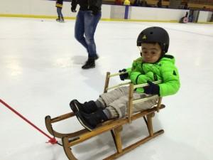 bing schaatsen